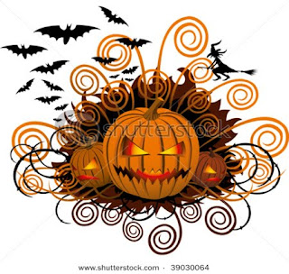 Angry Halloween Pumpkin Wallpapers