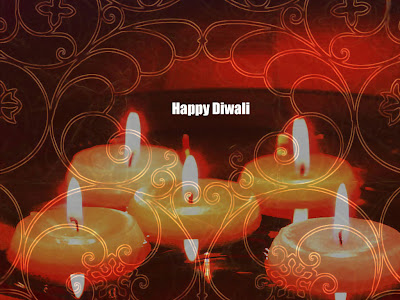 Shubh Deepavali Screensaver