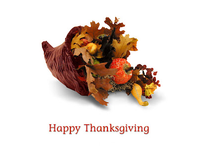Online Thanksgiving Day Cards