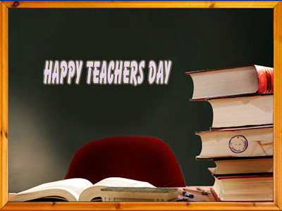 Happy Teacher's Day Cards