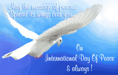 International Day of Peace Greeting Cards