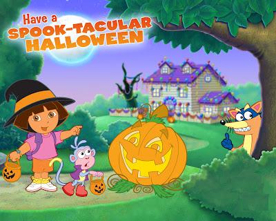 Spooky Halloween Fun Card