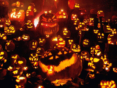 Download Legend Of Jack O Lantern Wallpaper