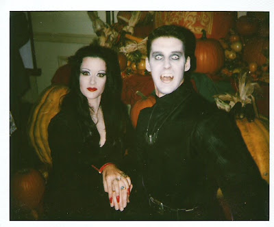 Vampire Halloween Costume Ideas