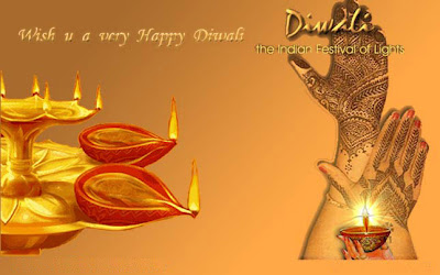 Indian Diwali Cards