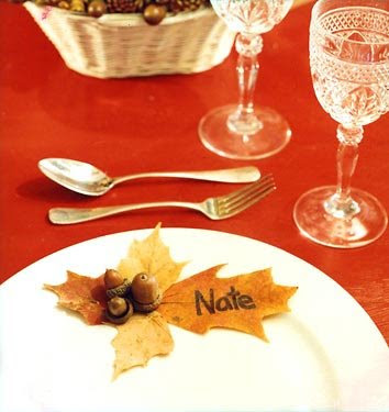 Printable PlaceCards For Thanksgiving