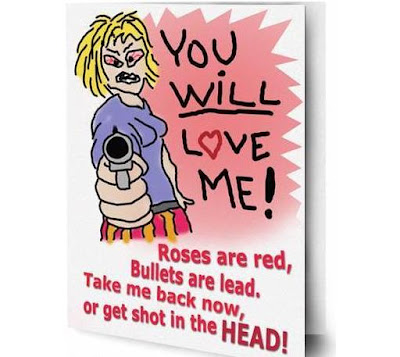 Humorous Valentine's Day Card