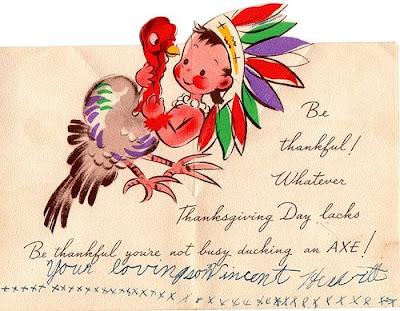Free Thanksgiving Greetings