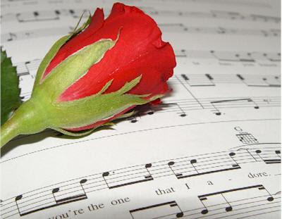 musical valentine ecard
