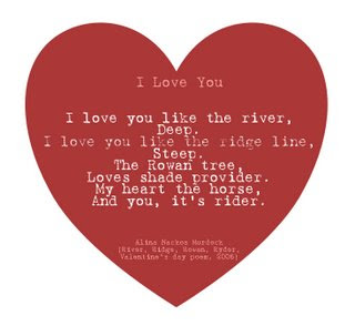 valentine day love poem