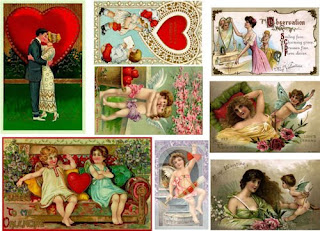 Victorian Valentine's Collection