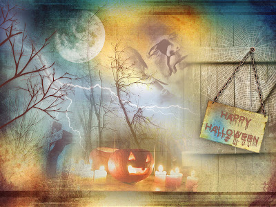 Download Free Halloween Desktop Wallpaper