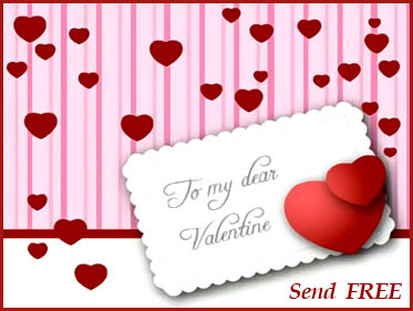 valentines day free card