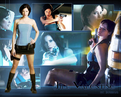 Evil Jill Valentine Wallpapers