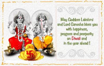 Online Diwali Egreetings