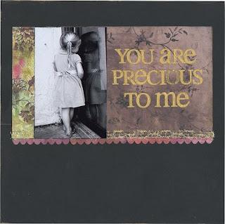Precious Love Card
