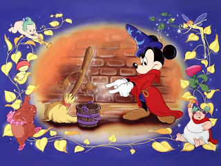 Mickey Mouse Halloween Wallpaper