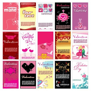 templates for valentine cards