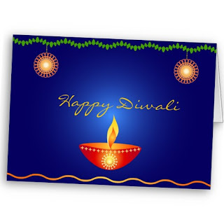 Diwali Postcards
