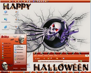 Halloween Desktop Themes