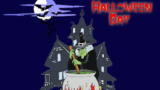 Halloween Sony PSP Wallpapers