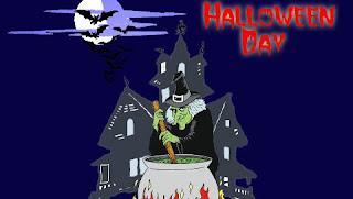Halloween Sony PSP Wallpapers