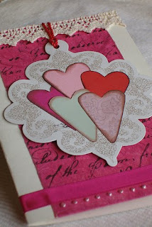 Beautiful Handmade Valentine Cards