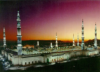 Saudi Arabia Madina Eid