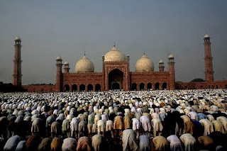 eid celebrations in Pakistan