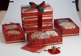 traditional diwali gift boxes