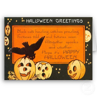Halloween Cards For Friends