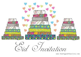 Eid Invitations
