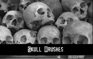 Halloween Skull Greetings