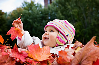 thanksgiving autumn baby wallpaper