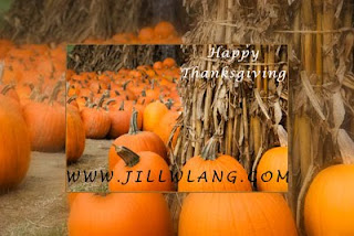 Thanksgiving Pumpkins Cards