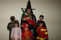 Family Halloween Pictures