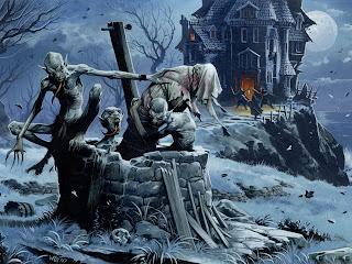 Halloween Devil Night