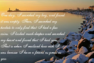 Treasure Our Friendship Quote