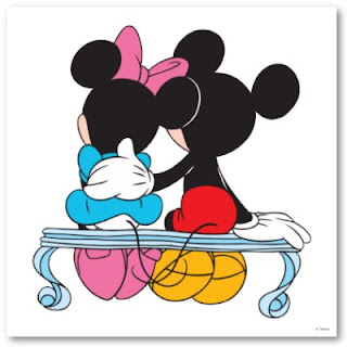 mickey n minnie mouse love ecards