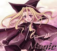 magical witch pictures