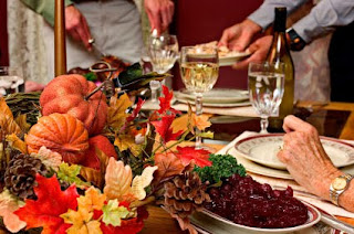 Thanksgiving Party Wallpapers