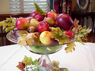 thanksgiving table decoration pictures