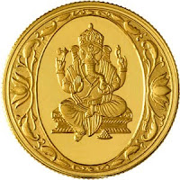 Diwali Gold Coin Wallpapers