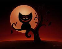 Kitten Halloween Cards