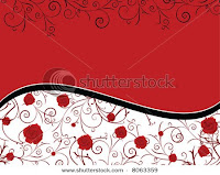Red Color Valentine Cards