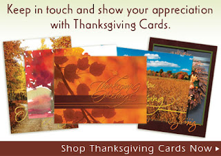 Online Thanksgiving Card Collection