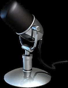 Bienvenidos: 1O Microfonos png Demi