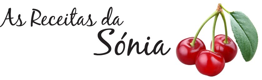 As receitas da Sónia