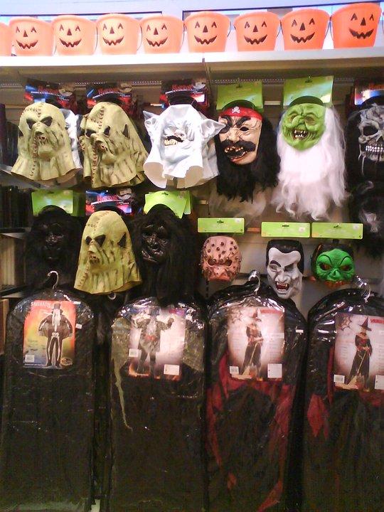 hvorfor feirer vi halloween steinkjer