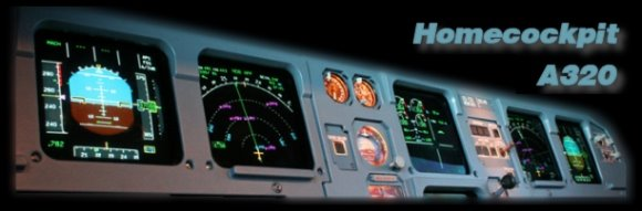 A320 Homecockpit